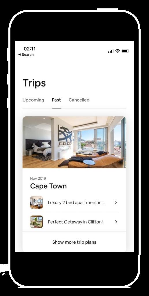Airbnb Management app Cape Town